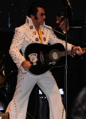 Gene 'ELVIS' DiNapoli | Bronx, NY | Elvis Impersonator | Photo #1
