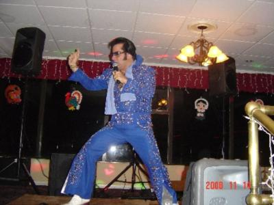 Gene 'ELVIS' DiNapoli | Bronx, NY | Elvis Impersonator | Photo #3