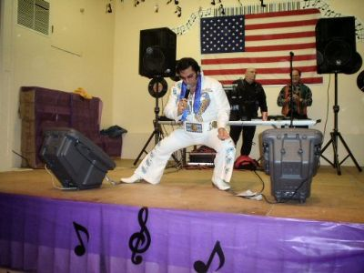 Gene 'ELVIS' DiNapoli | Bronx, NY | Elvis Impersonator | Photo #5