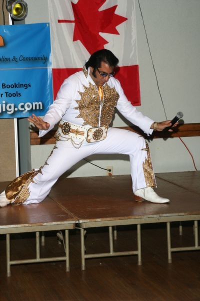 Gene 'ELVIS' DiNapoli | Bronx, NY | Elvis Impersonator | Photo #7