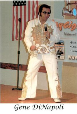 Gene 'ELVIS' DiNapoli | Bronx, NY | Elvis Impersonator | Photo #10