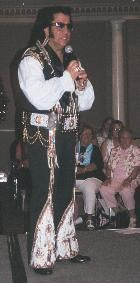 Gene 'ELVIS' DiNapoli | Bronx, NY | Elvis Impersonator | Photo #11