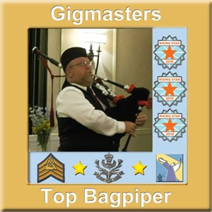 Fresno, CA Bagpiper | I Pipe It-Bagpiper for Hire