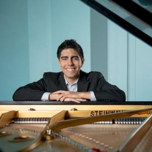 Gas City Jazz Musician | Pianist Josh Espinoza