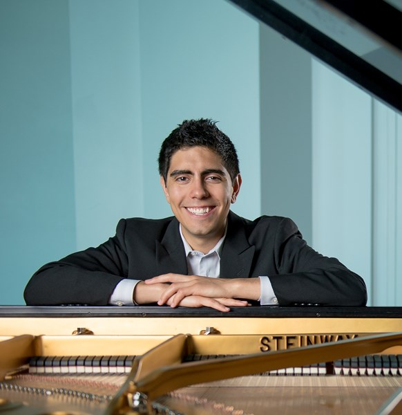 Pianist Josh Espinoza - Pianist - Washington, DC