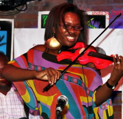 Charisa the ViolinDiva | Newark, NJ | Jazz Violin | Photo #8