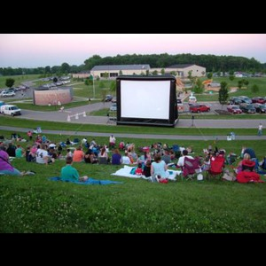 Warner Bounce House | Outdoor Movies