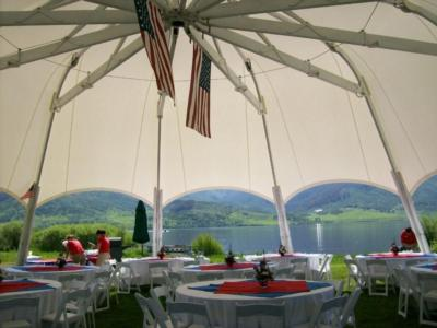 Glissade Event Services | Eagle, CO | Wedding Tent Rentals | Photo #11