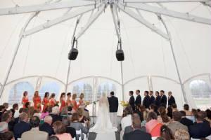 Glissade Event Services | Eagle, CO | Wedding Tent Rentals | Photo #2