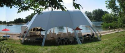 Glissade Event Services | Eagle, CO | Wedding Tent Rentals | Photo #9