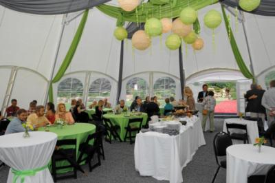 Glissade Event Services | Eagle, CO | Wedding Tent Rentals | Photo #18