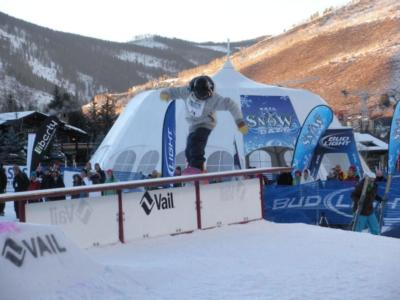 Glissade Event Services | Eagle, CO | Wedding Tent Rentals | Photo #21
