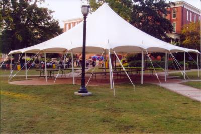 Tent-Sational Events | Milledgeville, GA | Wedding Tent Rentals | Photo #2
