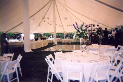 Tent-Sational Events | Milledgeville, GA | Wedding Tent Rentals | Photo #4