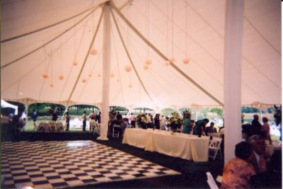 Tent-Sational Events | Milledgeville, GA | Wedding Tent Rentals | Photo #3
