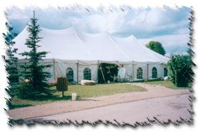 A-1 Rent-Alls  | Regina, SK | Wedding Tent Rentals | Photo #2