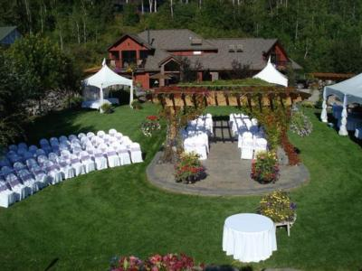 Patti's Party Tent Rental | Fernie, BC | Wedding Tent Rentals | Photo #13