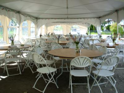 Patti's Party Tent Rental | Fernie, BC | Wedding Tent Rentals | Photo #17