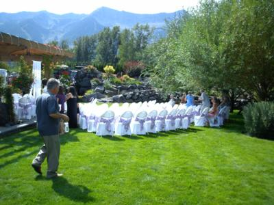 Patti's Party Tent Rental | Fernie, BC | Wedding Tent Rentals | Photo #2