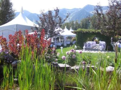 Patti's Party Tent Rental | Fernie, BC | Wedding Tent Rentals | Photo #4