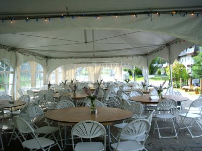 Patti's Party Tent Rental | Fernie, BC | Wedding Tent Rentals | Photo #15