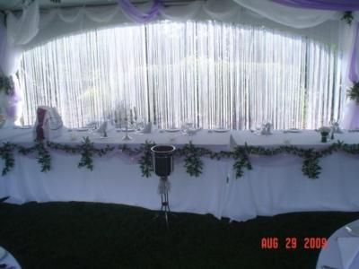 Patti's Party Tent Rental | Fernie, BC | Wedding Tent Rentals | Photo #14