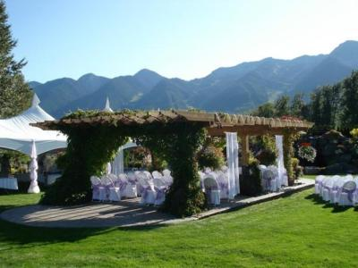 Patti's Party Tent Rental | Fernie, BC | Wedding Tent Rentals | Photo #3