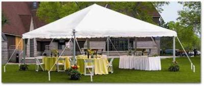 rainbow rentals | Springfield, VA | Wedding Tent Rentals | Photo #1