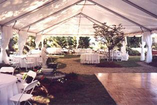 rainbow rentals | Springfield, VA | Wedding Tent Rentals | Photo #4