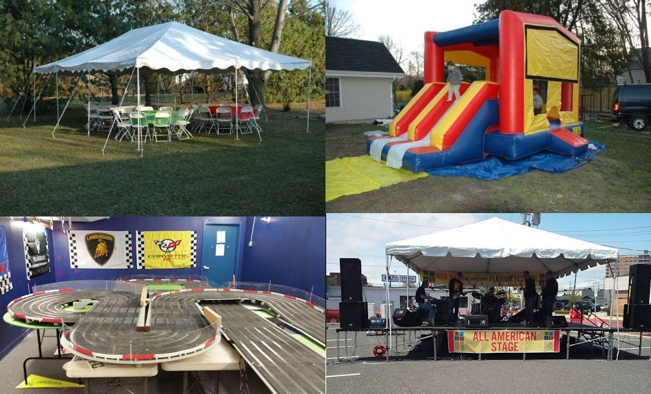 TNT Rental LLC - Party Tent Rentals - Mount Laurel, NJ