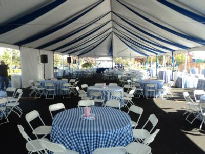 Classic Party Rentals | Sacramento, CA | Wedding Tent Rentals | Photo #11