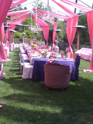Classic Party Rentals | Sacramento, CA | Wedding Tent Rentals | Photo #25