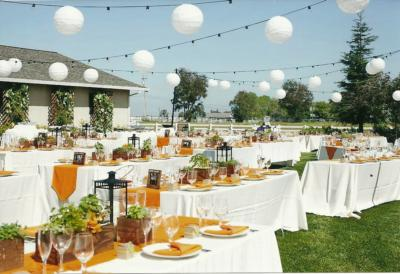 Classic Party Rentals | Sacramento, CA | Wedding Tent Rentals | Photo #8