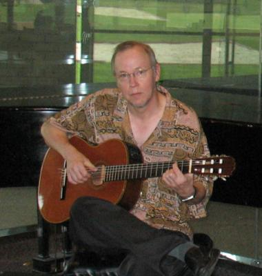 Gene O'Neill | Durham, NC | Classical Guitar | Photo #2