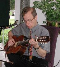 Gene O'Neill | Durham, NC | Classical Guitar | Photo #6
