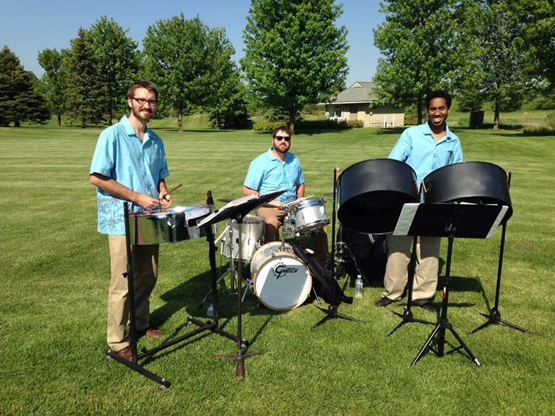 Steel Sound - Steel Drum Band - Royal Oak, MI