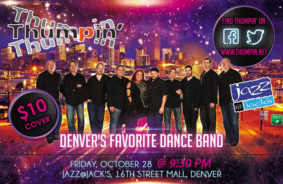Thumpin' - Dance Band - Denver, CO
