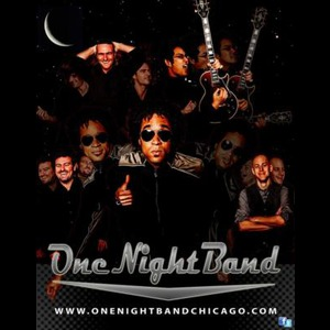 North Liberty Top 40 Band | One Night Band