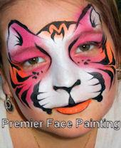 Premier Face Painting | Goshen, KY | Face Painting | Photo #15