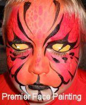 Premier Face Painting | Goshen, KY | Face Painting | Photo #12