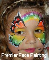 Premier Face Painting | Goshen, KY | Face Painting | Photo #14