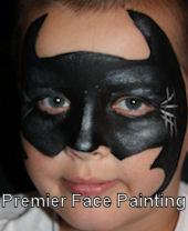 Premier Face Painting | Goshen, KY | Face Painting | Photo #9