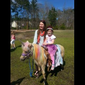 Charleston Pony Rides | Lowcountry Party Animals, LLC