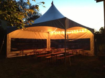 Euphoria Luxury Tent Rentals | Windsor, CT | Wedding Tent Rentals | Photo #11