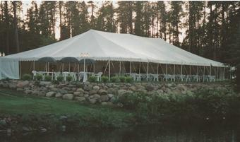 Parliament Parties Ltd | Ottawa, ON | Wedding Tent Rentals | Photo #1