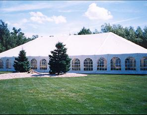 Parliament Parties Ltd | Ottawa, ON | Wedding Tent Rentals | Photo #6