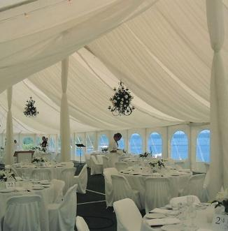 Parliament Parties Ltd | Ottawa, ON | Wedding Tent Rentals | Photo #2