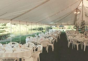 Parliament Parties Ltd | Ottawa, ON | Wedding Tent Rentals | Photo #3