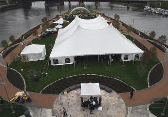 Midway Party Rental, Inc. | Saint Paul, MN | Wedding Tent Rentals | Photo #4