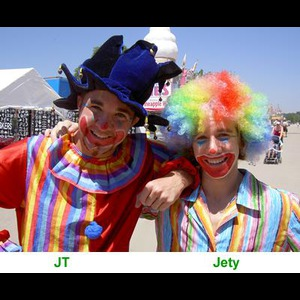 Cheyenne Clown | J and J Clowns